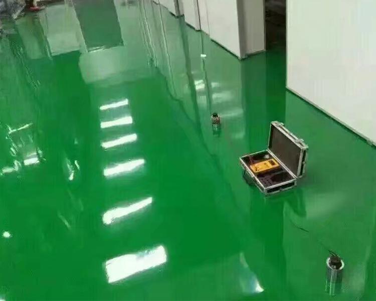 青岛黄海制药有限公司环氧地坪工程