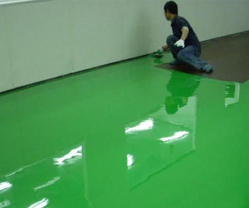 承接环氧地坪漆工程